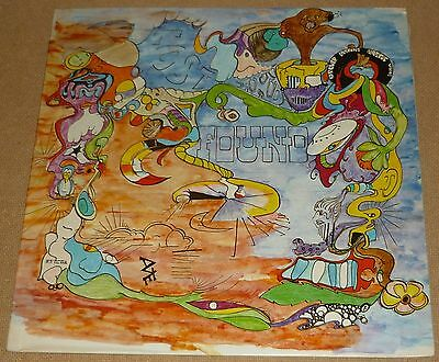 LOST AND FOUND Forever Lasting Plastic Words LP INTERNATIONAL ARTISTS 1968re