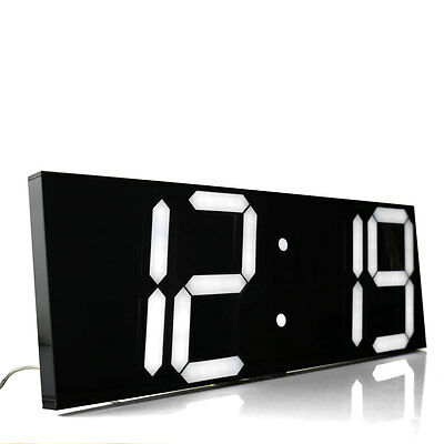 Large Oversize Led Digital Alarm Wall Clock Watch Countdown Timer Home Decor