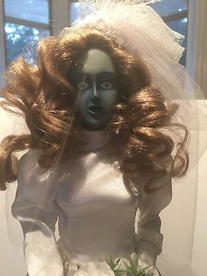 Haunted Mansion Bride in Attic Light Up RARE