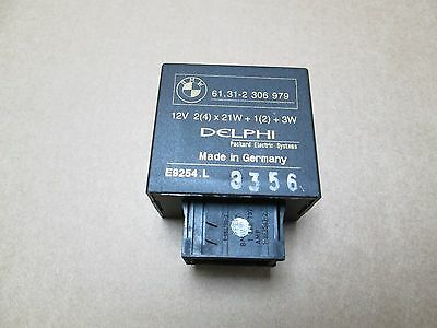 BMW R1100S 1999 31,475 miles Indicator flasher relay