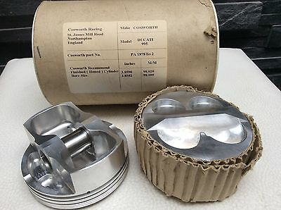 Ducati 996RS Cosworth Racing Pistons Brand New 98mm