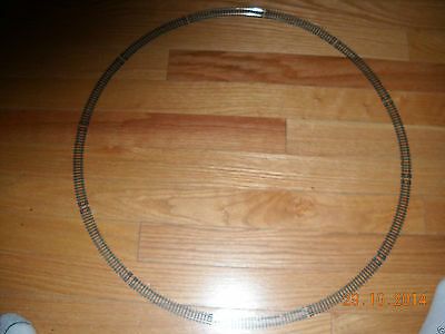 """Model Power """"n"""" Scale Complete Circle Set Train Track Circle Is About 20"""" Wide"""