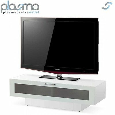 """High Gloss White TV Stand For Up To 50"""" TVs"""