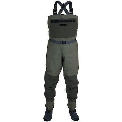 Compass 360 Deadfall Breathable STFT Chest Wader-Size XL 2111125-XL