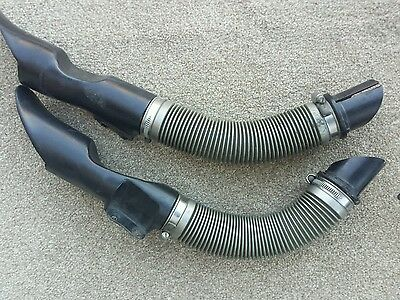 Kawasaki ZXR 400 air intake tube hoover tube air duct immaculate no tears