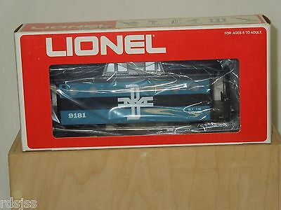 Lionel 6-9181 O scale Boston & Maine Lighted Caboose new old stock vintage