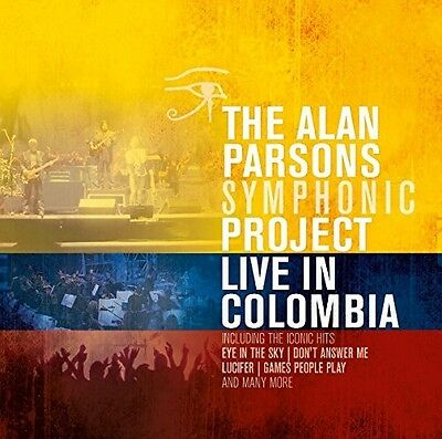 Live In Colombia - ALAN PARSONS SYMPHONIC PROJECT THE [3x LP]