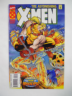 VINTAGE! Marvel Comics Astonishing X-Men #2 (1995)-Age of Apocalypse