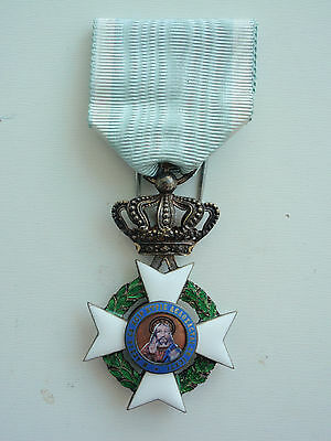 Greece Order Of The Redeemer Knight Grade. Silver. Type 2