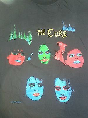 Maglietta Original Vintage THE CURE In Between Days