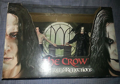 NECA The Crow Reflections Deluxe  Action Figure Box Set Sealed New