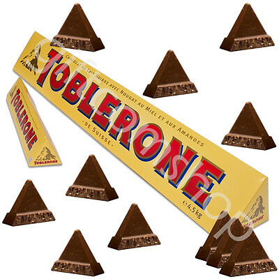 Giant Toblerone Milk Chocolate 4.5Kg Family Size Christmas Chocolate Treat Gift