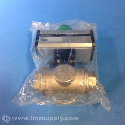 Omal Automation D160H006 Pneumatic Double-Acting Actuator Fnfp