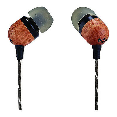 House of Marley Smile Jamaica In-Ear Headphone with Electronic NEW
