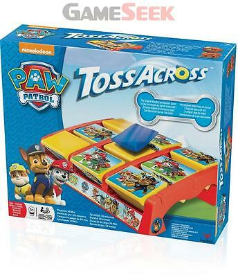 Paw Patrol Table Top Toss And Cross Game (6028795) - Dolls And Playsets New