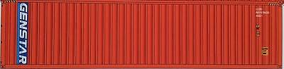 GENSTAR  - Shipping Container HO and N scale Railway Model Train