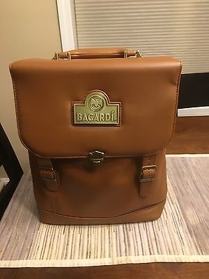 Bacardi Leather Bag
