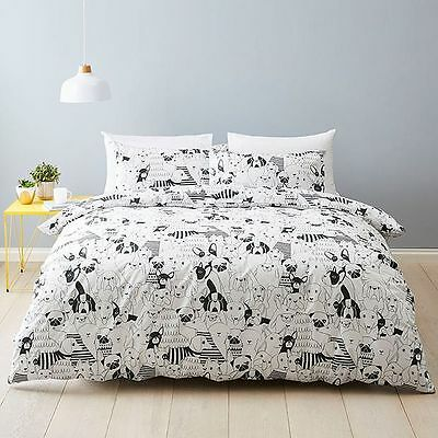 NEW Pooches Quilt Cover Set