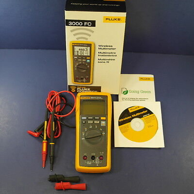Brand New Fluke 3000FC Wireless Multimeter
