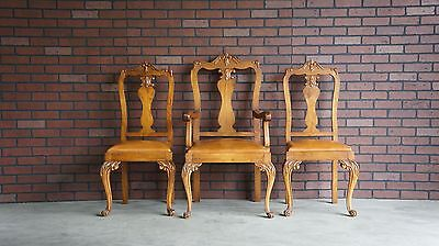 Chairs / Antique Chairs / French Arm Chair / Petite Side Chairs / Accent Chairs