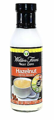 Walden Farms Calorie Free Hazelnut Coffee Creamer 12 oz (355 mL)