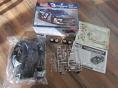 Model Car Kit Rcr Goodwrench Monte Carlo Revell Monogram New 1:24 Scale