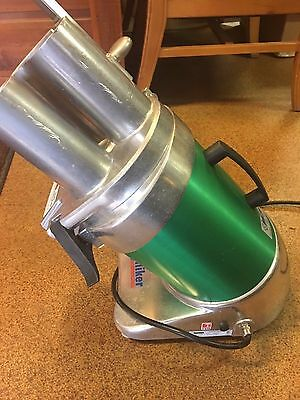 BRUNNER Anliker Quattro COMMERICAL Food Processor Slicer Cutter - Swiss Made