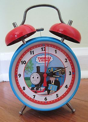 Thomas and Friends Thomas The Train Twin Bell Alarm Clock
