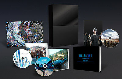 FINAL FANTASY XV  Blu-ray Disc Initial Production Limited Special Edition F/S