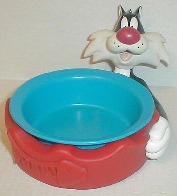 SYLVESTER Applause Looney Tunes Character Bowl nice condition FREE SHIPPING