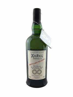 Ardbeg Perpetuum Committee Release Single Malt Whisky 49.2%alc. 70cl. RARE!!!