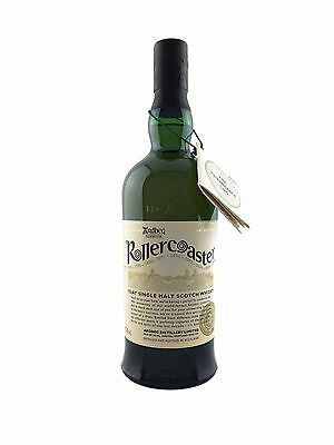 Ardbeg Rollercoaster Committee Release Single Malt Whisky 57.3%alc. 70cl. RARE!!