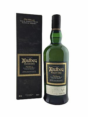 Ardbeg Twenty One Committee Release Single Malt Whisky 46%alc. 700ml. RARE!!!
