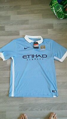 Maillot Manchester City Neuf  nike 2015/16