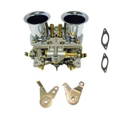 Carb Carburetor Engine 2 Barrel For WEBER 40 IDF For Bug Volkswagen Beetle Fiat