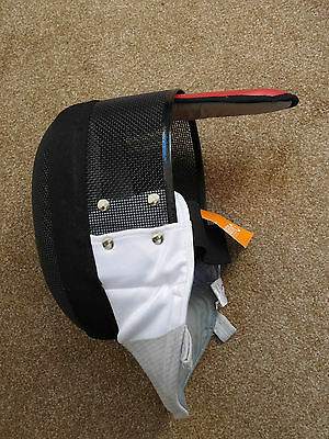 New, Enlighten foil fencing mask Large size from Sheffield Fencing Supplies