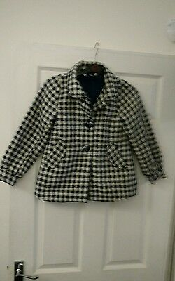 Girls coat by H&M age 7-8 Brand new without Tags
