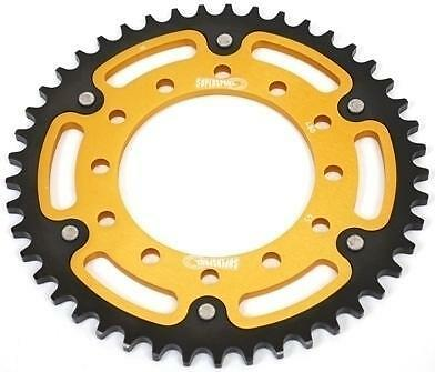 YAMAHA MT-09 Tracer FJ-09 MT09 FJ09 SUPERSPROX TRI-METAL REAR SPROCKET