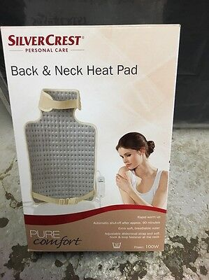 Back And Neck Heat Pad