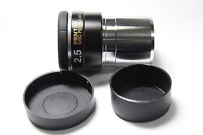 "smc PENTAX XO2.5 1.25"" 31.7mm with case,box & paper"