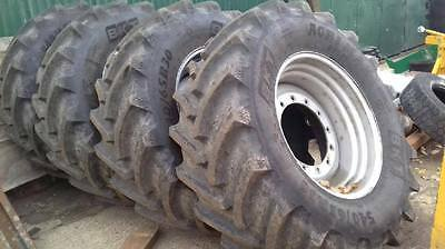 540/65/30 Wheels and Tyres