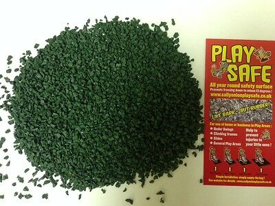 1 to 4 mm Rubber Crumb for Play Areas