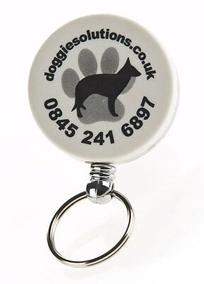 Doggie Solutions Clicker Retractables