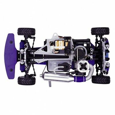 Automodello On Road Thunder Tiger TS4n V2 Sport SIGILLATA rtr scoppio 1/10 RARA