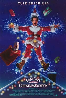 National Lampoon's Christmas Vacation Movie POSTER 11 x 17 Chevy Chase, LICENSED