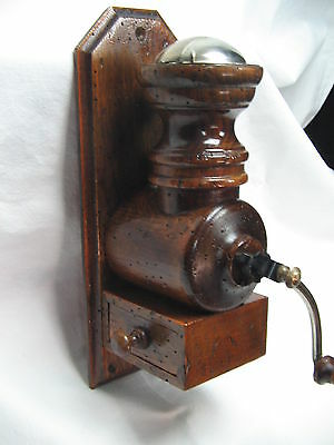 Alte Italy Kaffeemühle Wandkaffeemühle Mühle Coffee Grinder Mill moulin a cafe