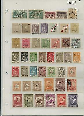 Portugese Colonies Mh-Used-Unused Ng Selection [Ref Pc1]