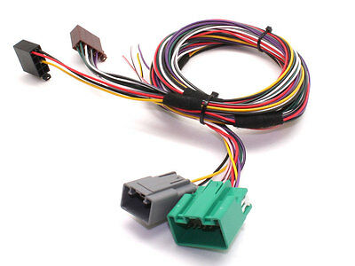 Cable Radio Iso Volvo Xc90 From 2003 Al 2006 For Bypass Amplifier