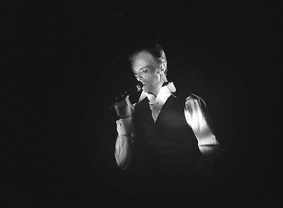 David Bowie 37 live photos 1976 Chicago Thin White Duke Station to Station