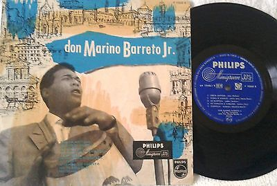 "# Don Marino Barreto Jr ITALY '57 PHILIPS MINIGROOVE LP 10""-I00606"